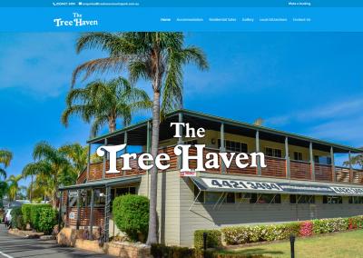"""<a href=""""http://www.treehaventouristpark.com.au/"""" rel=""""nofollow"""">http://www.treehaventouristpark.com.au</a>"""